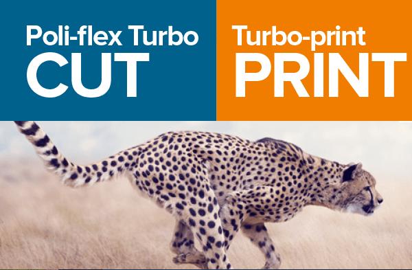Læs alt om Poli-flex Turbo & Turbo-print